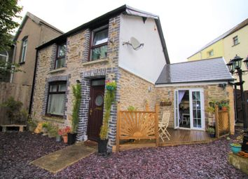 Thumbnail 3 bed semi-detached house for sale in Abertillery