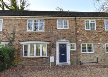Thumbnail 3 bed terraced house for sale in Bosman Drive, Windlesham, Surrey