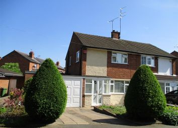 Thumbnail 3 bed semi-detached house for sale in The Holmes, Wolverhampton