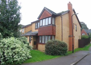 Thumbnail 4 bed detached house to rent in Webb Close, Oundle, Peterborough