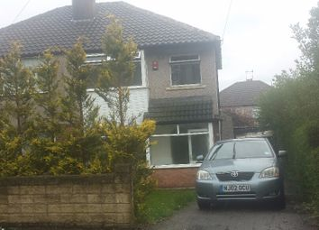Thumbnail 3 bed semi-detached house to rent in Brantwood Crescent, Bradford
