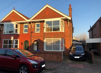 Thumbnail 4 bed semi-detached house for sale in Chatham Road, Worthing