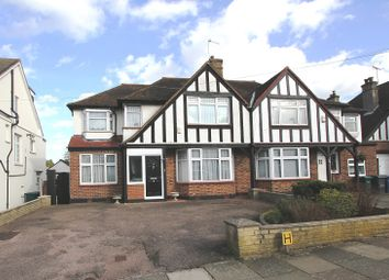 Thumbnail 4 bed semi-detached house for sale in Hillside Gardens, Edgware, Greater London.