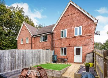 Thumbnail 3 bedroom end terrace house for sale in The Alders, Billingshurst