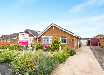 Thumbnail 3 bed detached bungalow for sale in Portland Drive, Skegness
