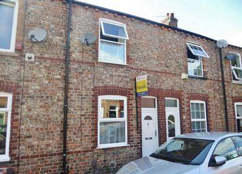 Thumbnail 2 bed terraced house for sale in Allan Street, Burton Stone Lane, York