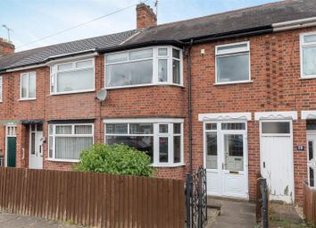 Thumbnail 3 bed terraced house for sale in Worcester Road, Aylestone, Leicester