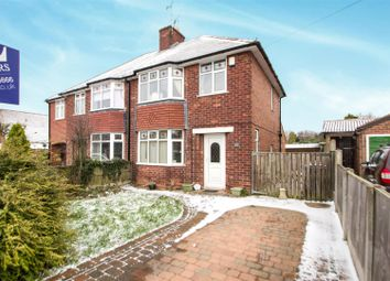 Thumbnail 3 bed semi-detached house for sale in Victory Drive, Forest Town, Mansfield