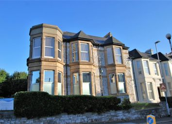 Thumbnail 2 bedroom flat to rent in Greenbank Avenue, Lipson, Plymouth