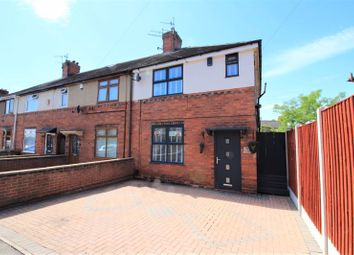 Thumbnail 3 bed semi-detached house for sale in Wignall Road, Sandyford, Stoke-On-Trent