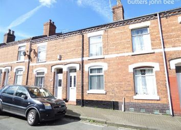 Thumbnail 2 bed terraced house for sale in Ludford Street, Crewe
