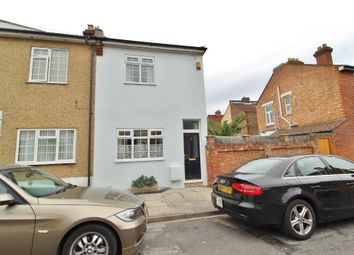 Thumbnail 3 bed end terrace house for sale in Gurney Road, Southsea