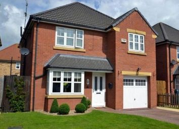 Thumbnail 4 bed detached house for sale in The Willows, Hull