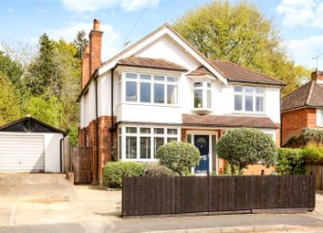 Thumbnail 4 bed detached house for sale in Salisbury Road, Farnborough, Hampshire
