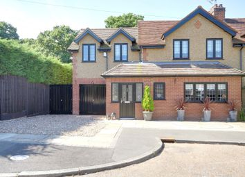 Thumbnail 4 bed semi-detached house for sale in Forest Close, High Beech