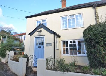 Thumbnail 2 bed terraced house for sale in Coachmans Cottages, High Street, Halberton, Tiverton