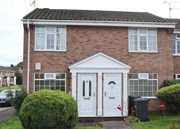 Thumbnail 2 bed maisonette for sale in Larkspur Avenue, Redhill, Nottingham