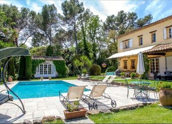 Thumbnail 4 bed property for sale in Valbonne, France