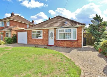Thumbnail 2 bed detached bungalow for sale in Armstrong Road, Thorpe St. Andrew, Norwich