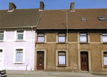 Thumbnail 2 bed terraced house for sale in Commercial Road, Taibach, Port Talbot, West Glamorgan