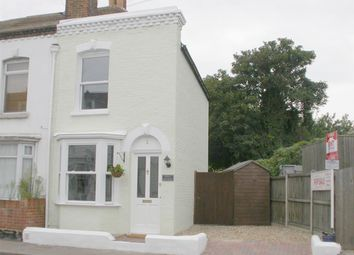 Thumbnail 2 bedroom end terrace house to rent in Canterbury Road, Whitstable
