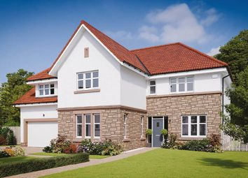 "Thumbnail 5 bedroom detached house for sale in ""The Ramsay"" at Methven Avenue, Bearsden, Glasgow"