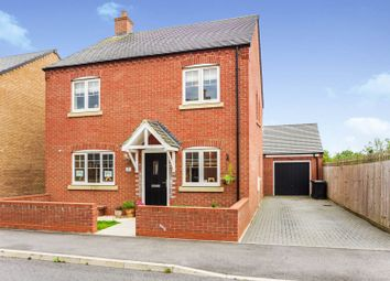 Thumbnail 4 bed detached house for sale in Boughton Lane, Raunds