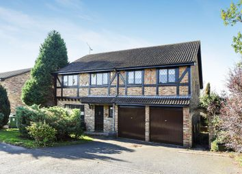Thumbnail 6 bed detached house for sale in Setley Way, Bracknell