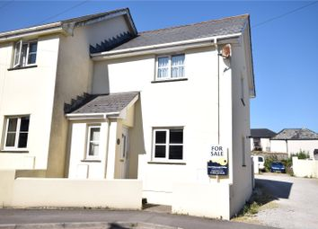 Thumbnail 3 bed end terrace house for sale in Tannery Row, Church Lane, Torrington