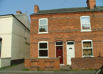 Thumbnail 2 bed end terrace house for sale in Friar Street, Long Eaton, Nottingham