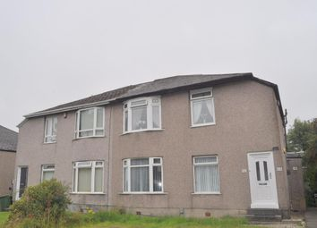 Thumbnail 2 bed flat for sale in Kingsacre Road, Glasgow