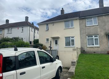 Thumbnail 3 bed semi-detached house for sale in Lowerside, Plymouth