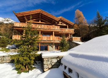 Thumbnail 6 bed chalet for sale in Chemin Des Esserts, Verbier, Switzerland