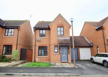 Thumbnail 3 bedroom link-detached house to rent in Nuneham Grove, Westcroft, Milton Keynes