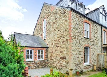 Thumbnail 3 bed semi-detached house for sale in Sunnyside Road, Perranporth