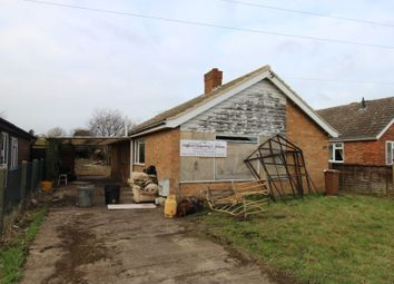 Thumbnail 3 bed detached bungalow for sale in 64 Grange Road, Felixstowe, Suffolk