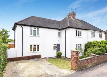 Thumbnail 4 bed semi-detached house for sale in Townsend Way, Northwood, Middlesex