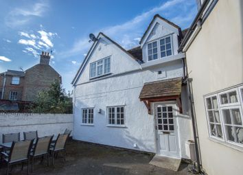 Thumbnail 2 bed terraced house to rent in Old Cross, Hertford