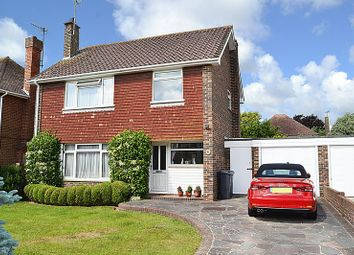 3 bed detached house for sale in Falmer Close, Goring-By-Sea, Worthing BN12