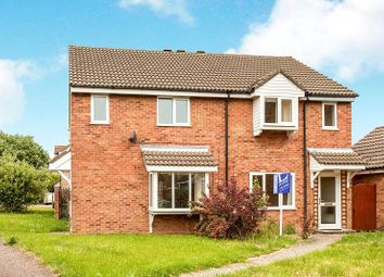 3 bed semi-detached house for sale in Welland Close, St. Ives, St. Ives PE27