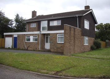 Thumbnail 4 bedroom detached house to rent in Middlepark Road, Dudley