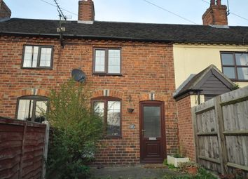 Thumbnail 2 bed cottage to rent in Uttoxeter Road, Foston, Derby