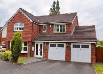 Thumbnail 5 bed detached house for sale in Beechcroft Close, South Hykeham