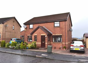 Thumbnail 3 bed semi-detached house for sale in 13, Falmouth Drive, Gourock, Renfrewshire