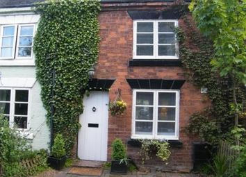 Thumbnail 2 bed cottage to rent in Alcester Road, Finstall, Bromsgrove