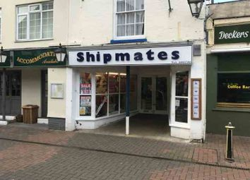 Thumbnail Retail premises to let in High Street, Cowes