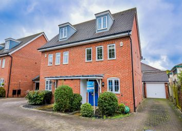 Thumbnail 3 bed semi-detached house for sale in Alford Close, Sandhurst