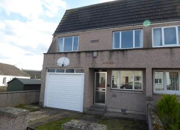 Thumbnail 2 bed semi-detached house for sale in Alba Place, Elgin