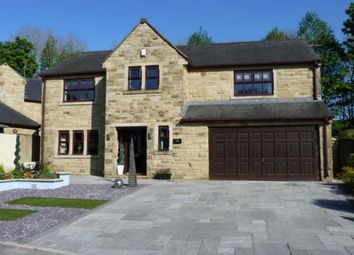 Thumbnail 4 bed detached house for sale in Browgate, Sawley, Lancashire
