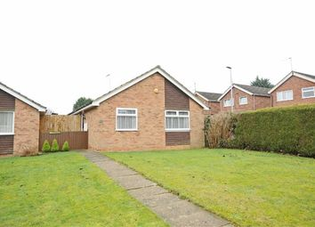 Thumbnail 2 bed detached bungalow for sale in Torrington Crescent, Wellingborough
